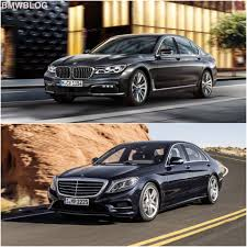 car mercedes 2016 video 2016 bmw 750i vs 2015 mercedes benz s550