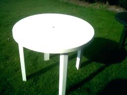 White Plastic Dining Table Plastic Outdoor Chairs White Resin Dining Table White Plastic