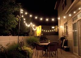 patio string lights outdoor solar string lights patio christmas for