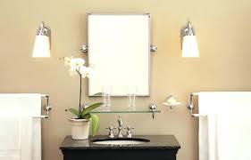 Wall Mirror Lights Bathroom by Vanities Bathroom Wall Mirror Lights Height Of Vanity Side