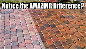 Painted Patio Pavers Great Low Cost Project To Dress Up And Get My House Ready To Sell