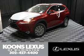 lexus for under 10000 2017 lexus nx turbo 4x4 for sale wilmington de jim koons