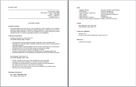 How To Make A Resume For A Call Center Job Of Resume Objective For Call Center