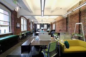 modren cool open office designs san francisco by boor bridges