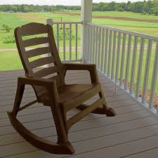 Resin Patio Chair Resin Patio Furniture Resin Big Easy Rocking Chair American Sale