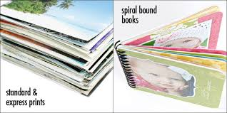5x5 photo book 25 5x5 and 5x7 proofs prints and spiral bound books