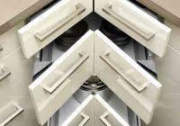meubles angle cuisine meuble d angle en bois blanc l 68 cm de 2018 cuisine