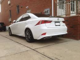 lexus is spoiler anyone have the aimgain kit installed page 5 clublexus