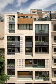 khazar residential building by sustainable architecture