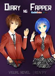 visual novels for android diary ng fapper the visual novel windows android db