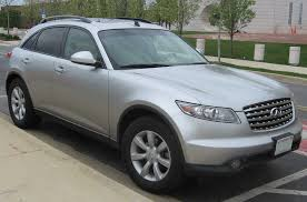 2008 infiniti fx35 information and photos zombiedrive