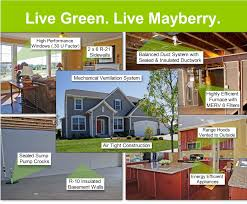 energy efficient homes in lansing mayberry homes