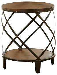 round distressed end table silver round end table distressed end tables silver round end table