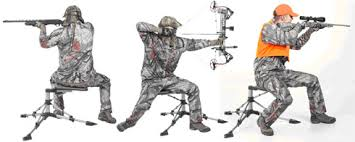 Bow Hunting From A Ground Blind S4gear Freestyle720 Chair Bowhunting Net