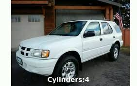 2004 isuzu wizard rodeo info youtube