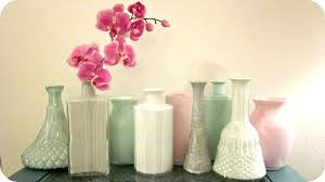 Design For Vase Painting Live Gorgeously Painted Thrift Store U0026 Dollar Store Vases