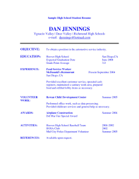 Profile In Resume Profile Section Of Resume Resume For Your Job Application