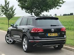 volkswagen touareg 2016 used 2016 volkswagen touareg 3 0 v6 262ps r line plus bluemotion