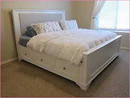 full bed frame with storage full size bed frame with storage and
