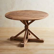 unusual round dining tables emmerson round dining table cool round wood dining table wall