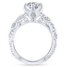 desiree ring desiree 14k white gold twisted engagement ring er12888r4w44jj