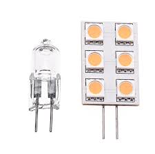 g4 led bulb 1 watt 20 watt equivalent bi pin led rectangular