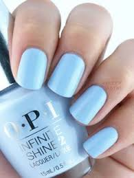 opi light blue nail polish the happy sloths opi infinite shine summer 2015 collection review