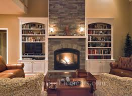 How To Resurface A Brick Fireplace by Best 25 Faux Stone Fireplaces Ideas On Pinterest Rustic