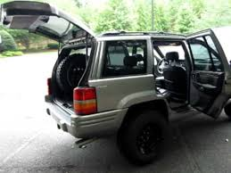 jeep grand limited 1998 1998 jeep grand 5 9 limited start up and walkaround