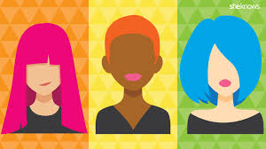 Pick Color by The Best Pastel And Neon Hair Color For Your Skin Tone And Eye Color