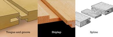 Shiplap Joint Furniture How To Deal With Wood Expansion When Combining With A