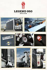 new kw the kenworth legend 950 limited edition