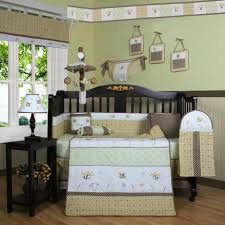 target crib bedding neutral with pop of color walmart sets colors
