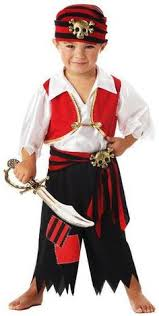 Pirate Halloween Costume Toddler Pirate Costume Party 9 99 Disney Cruise