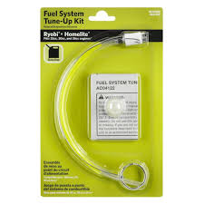 amazon com ryobi ac04122 primer bulb and fuel line kit for ryobi