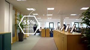 youtube offices philips led lighting solution for e on offices uk youtube