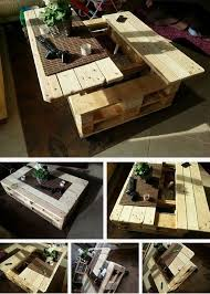 Coffee Table Uses by Creative Uses Of Wooden Pallets Wood Pallet Ideas