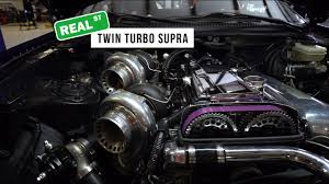 supra engine twin 6466 turbo 3 4l stroker 2jz gte toyota supra real street