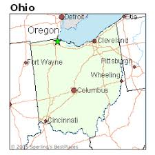 best places to live in oregon ohio