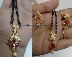 gold black bead necklace images 1500 rupees 1 gram gold black beads sets jewellery designs jpg