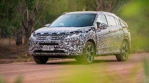 outlander mitsubishi 2018 2018 mitsubishi eclipse cross review prototype quick drive road
