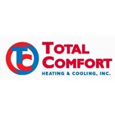 Total Comfort Hvac Total Comfort Heating U0026 Cooling Heating U0026 Air Conditioning Hvac