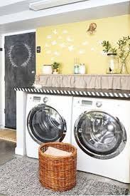 How To Decorate A Laundry Room Laundry Garage Laundry Room Decorating Ideas Plus Elite