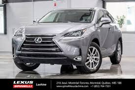 lexus nx demo 2015 lexus nx 200t premium awd cuir toit camera highly requested