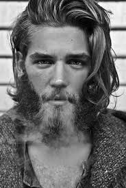 how to get model hair for guys the hottest male model in the world puts every hipster s beard to