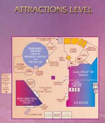 Las Vegas Map Of Hotels by Luxor Hotel Map Map Of Luxor Las Vegas