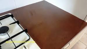 revetement plan de travail cuisine résultat supérieur revetement plan travail cuisine beau beton cir