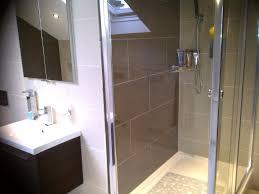 Bathroom In Loft Conversion W U0026 M Building U0026 Decorating Loft Conversion With Bathroom