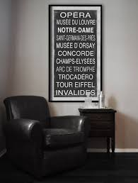 Restoration Hardware Delivery Phone Number by Vintage Paris Bus Scroll Opera Print Poster Rustic Paris