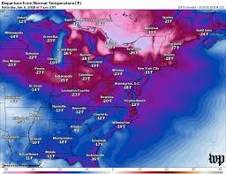 Jackson New Jersey Weather Six Flags A U201cbomb Cyclone U201d Is Set To Detonate Off The East Coast Gold And